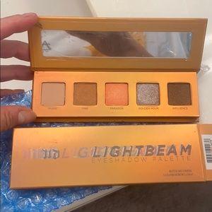 Urban Decay Eyeshadow Palette LightBeam NEW